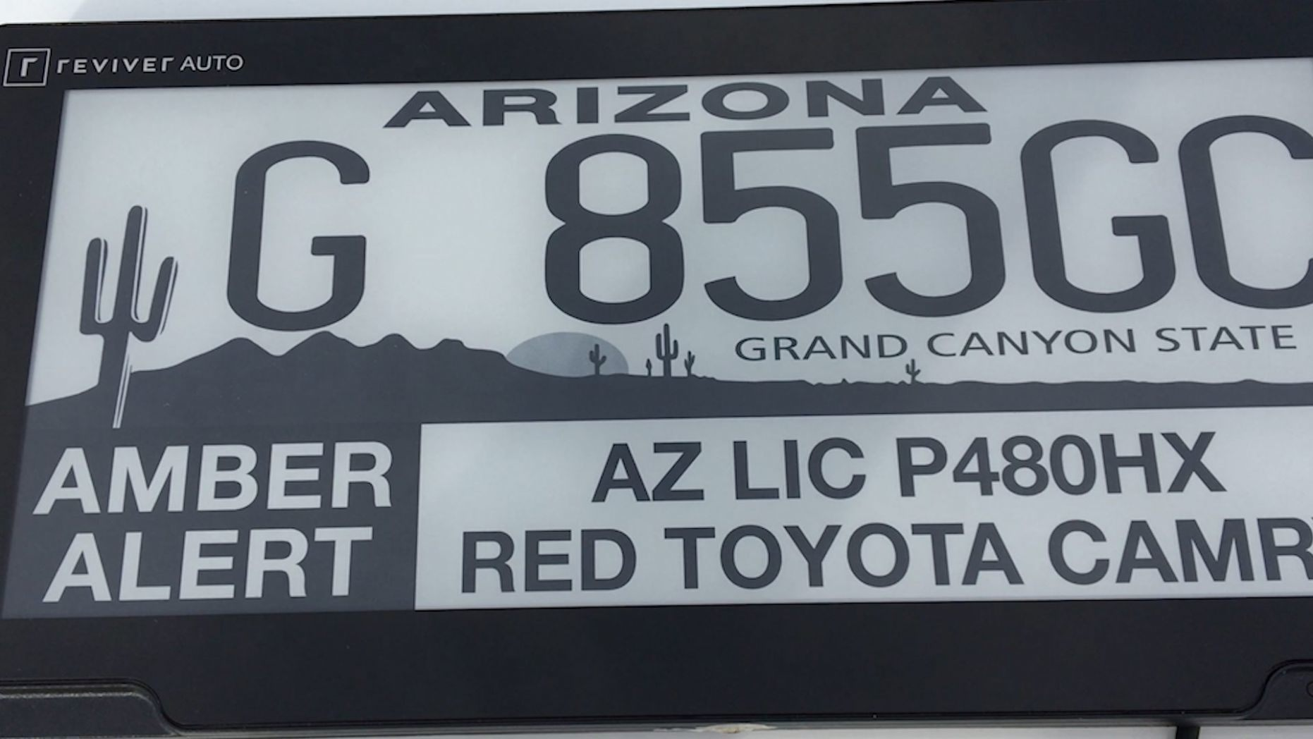 Digital license plates that cost whopping $499 now an option for Arizona drivers