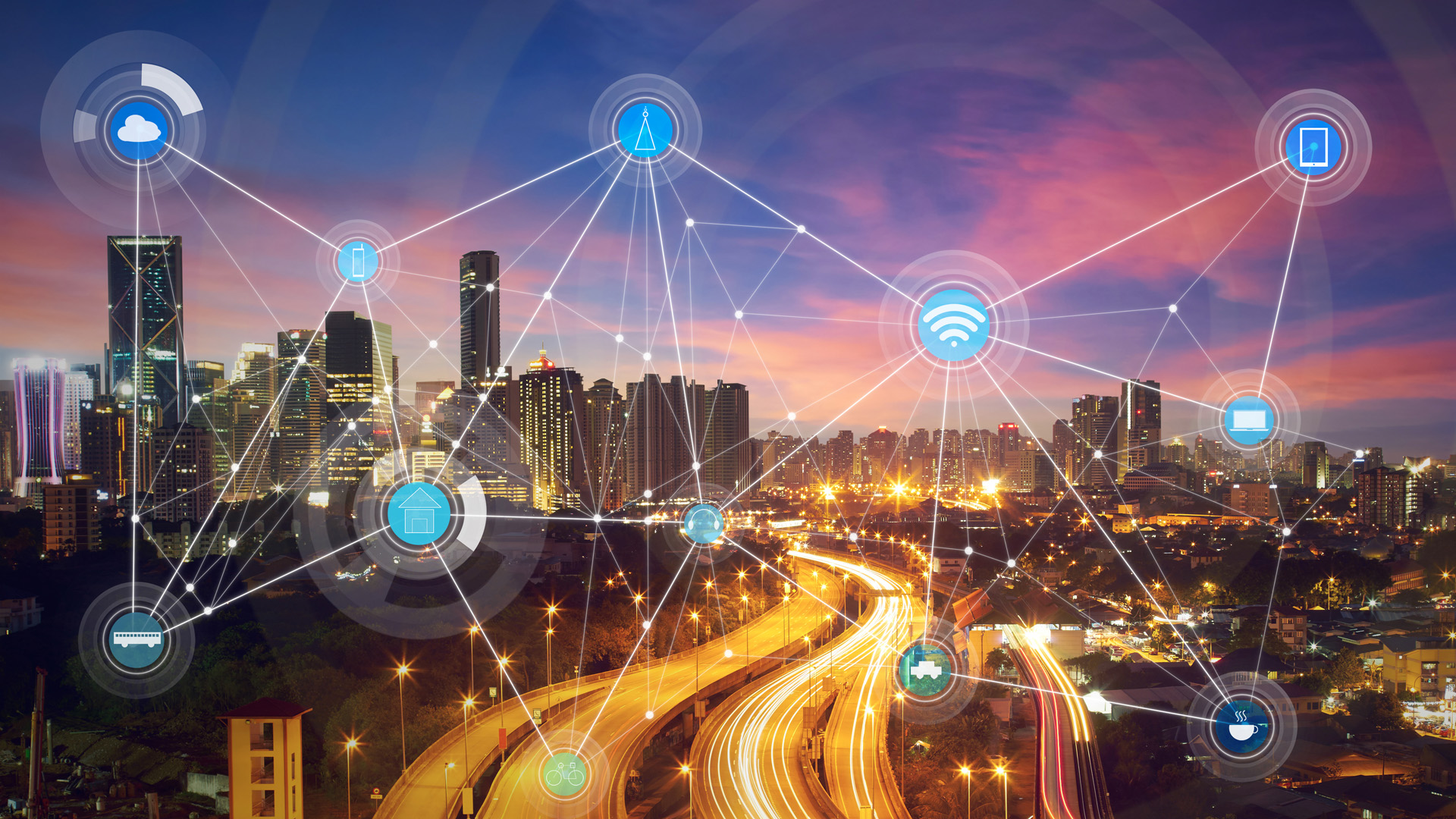 Smart solutions needed to connect the Smart Cities of the future